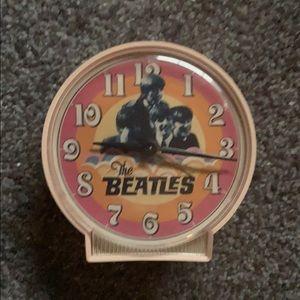 Rare 1960s Beatles alarm clock!!